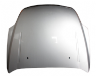 GENUINE FORD MONDEO MK4 MOONDUST SILVER BONNET WITH CHROME STRIP 2007 - 2010